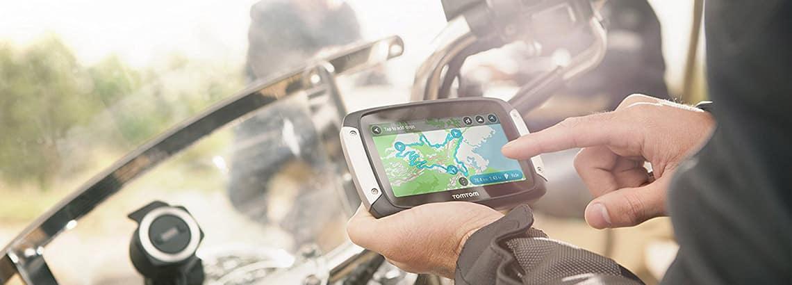 Comparatif des meilleurs GPS moto en 2019
