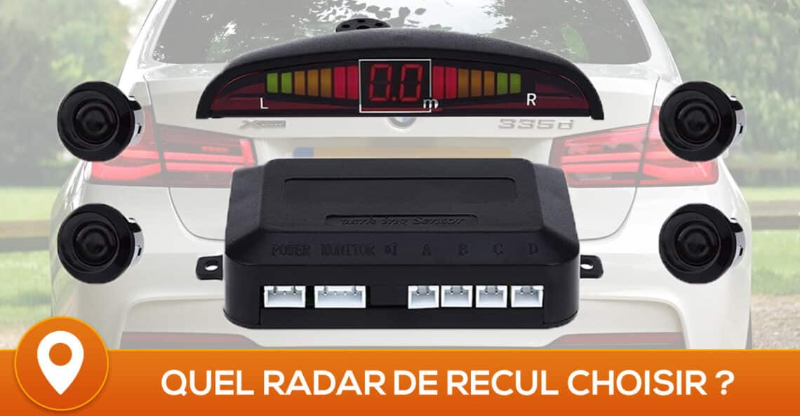 Meilleur radar de recul 2019 – Comparatif, Tests, Avis