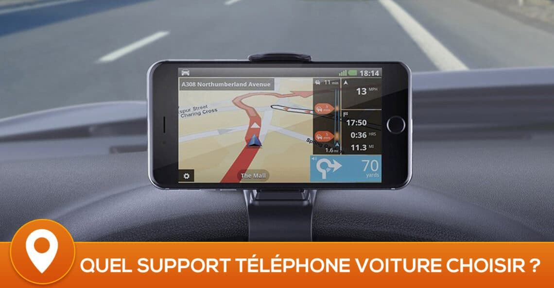 Support Auto Pour Iphone