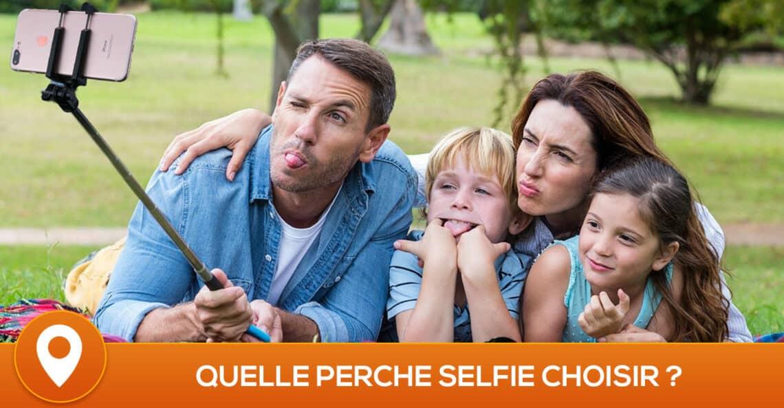 Comparatif des meilleures perches à selfie
