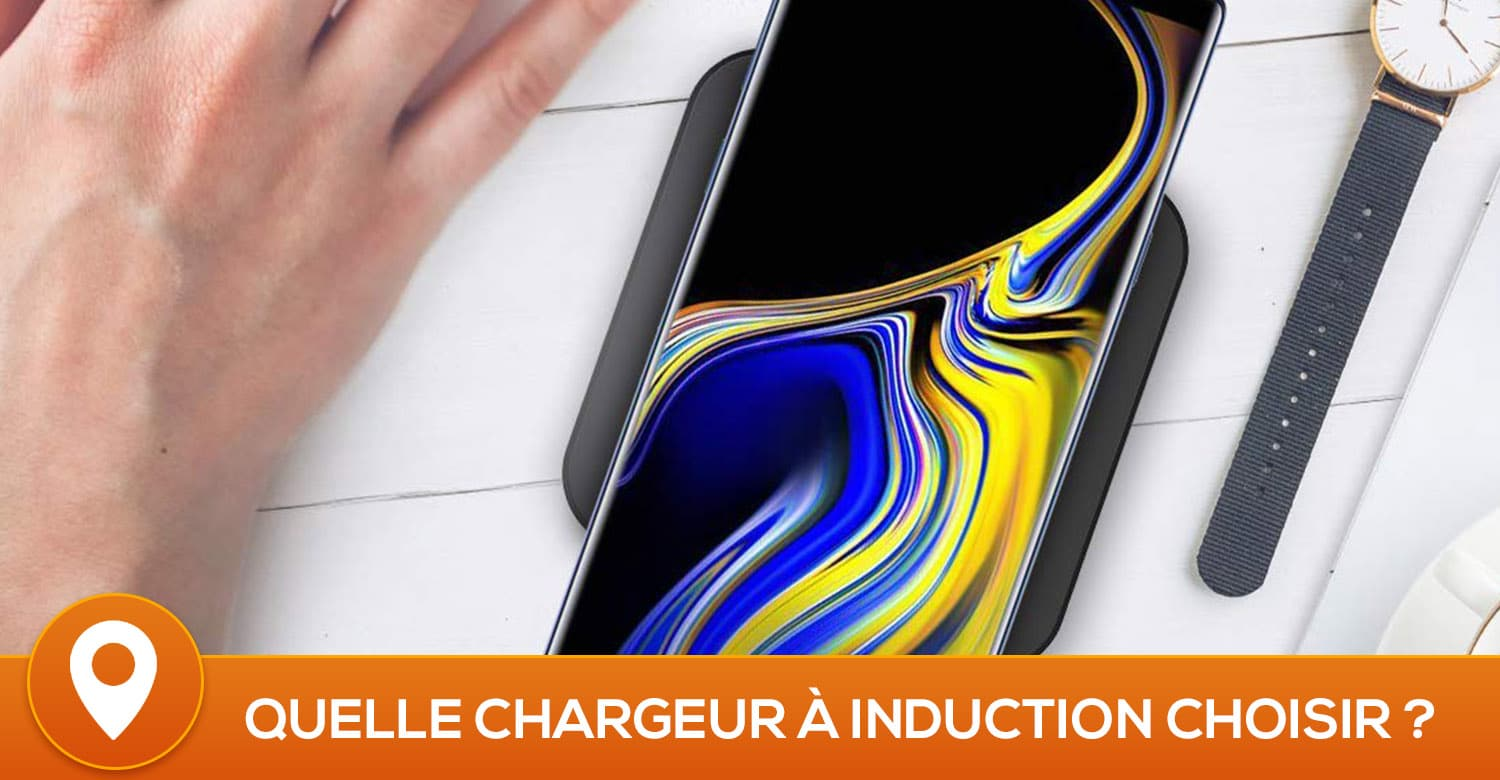 chargeur induction chinois avis